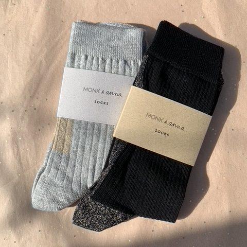 Monk & Anna sokken