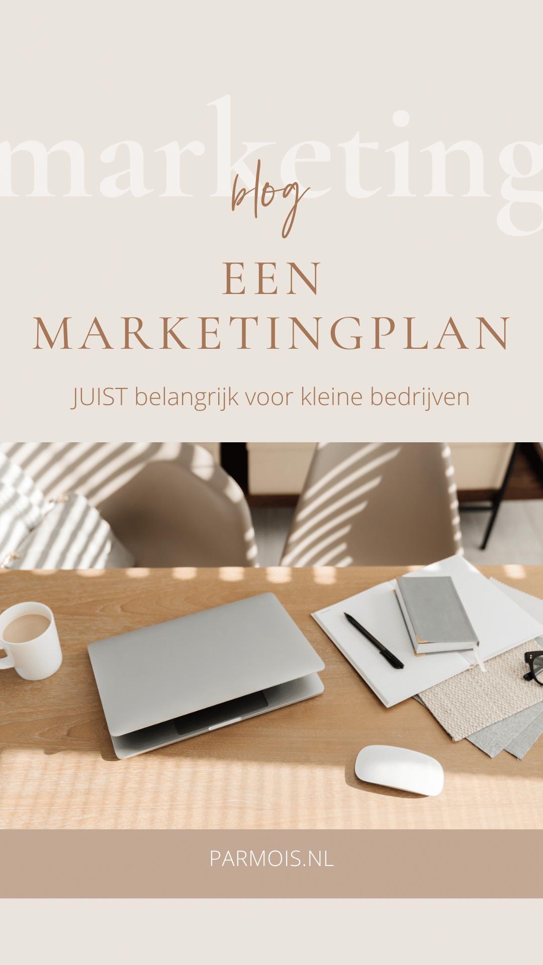 Een marketingplan maken: juist belangrijk voor eigenaren van kleine bedrijven en eenmanszaken