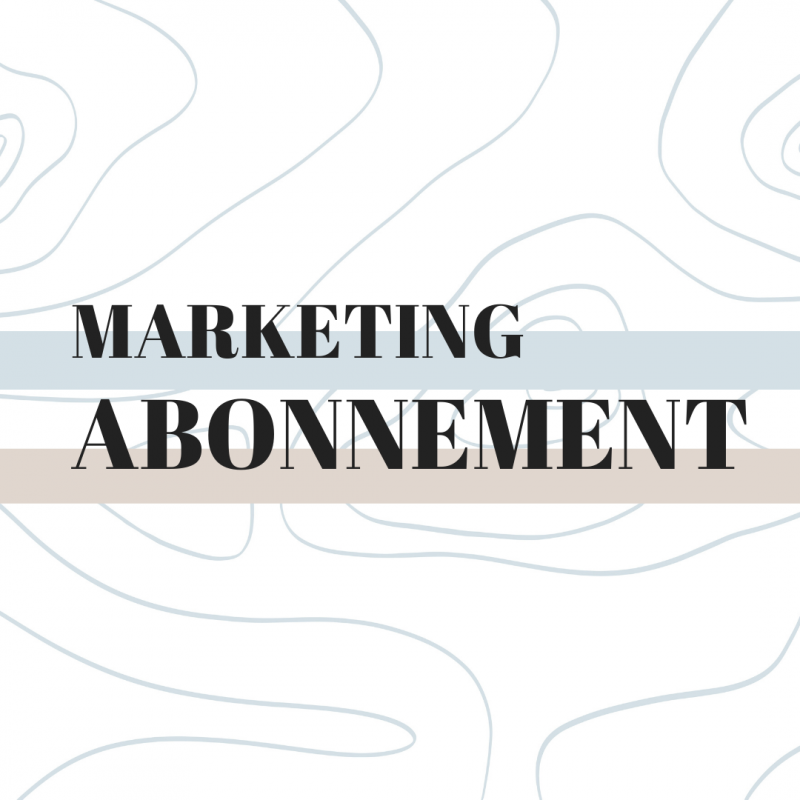 Marketing advies Marketing abonnement Parmois Marketing & Communicatie